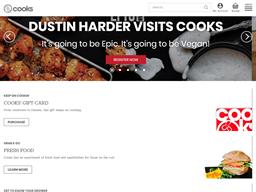 Cooks of Crocus Hills shopping