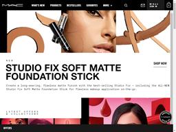 MAC Cosmetics shopping
