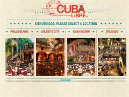 Cuba Libre shopping