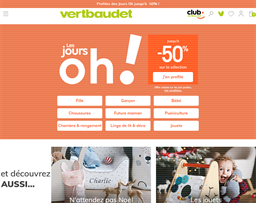 vertbaudet shopping