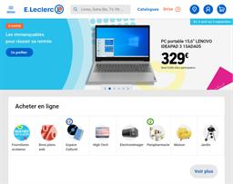 E.Leclerc shopping