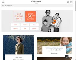 Cyrillus shopping