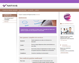 Natixis gift card purchase