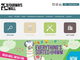 Fourways Mall shopping