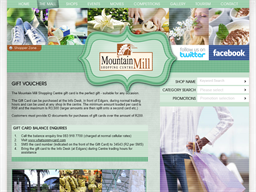 Mountain Mill Shopping Centre gift card purchase