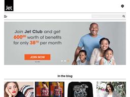 Jet Online shopping