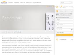 The Santam Card gift card purchase