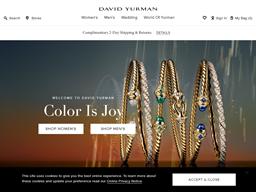 David Yurman shopping