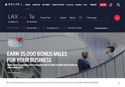 Delta Air Lines shopping