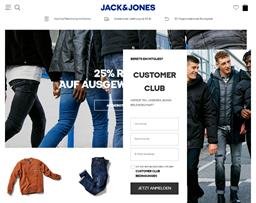 Jack & Jones shopping