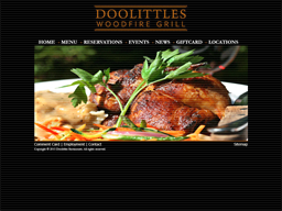 Doolittles Woodfire Grill shopping
