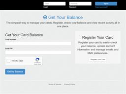 Evike gift card balance check