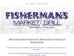 Fisherman's Market & Grill shopping