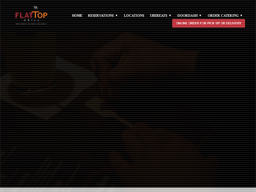 Flat Top Grill gift card purchase