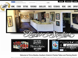 Thrive Studios shopping