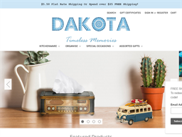 Dakota shopping