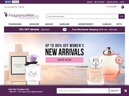 FragranceNet.com shopping