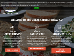 Great Harvest Bread Co. Physical shopping