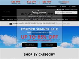 Fullbeauty shopping