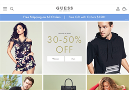 G by Guess shopping