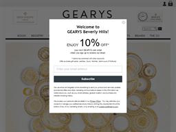 Gearys Beverly Hills shopping
