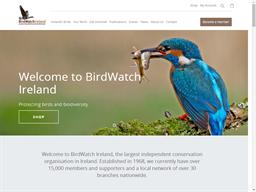 Bird Watch Ireland shopping