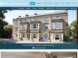 Burythorpe House shopping