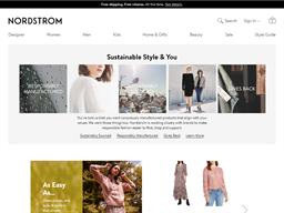 Nordstrom shopping