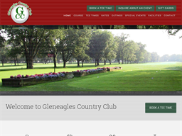Gleneagles Country Club shopping