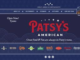Great American Restaurants shopping