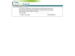 GT Distributors gift card balance check