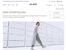 Aldo shopping