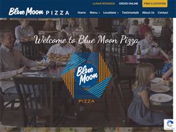 Blue Moon Pizza shopping
