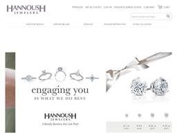 Hannoush Jewelers shopping