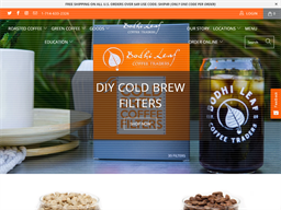 Bodhi Leaf Coffee Traders shopping