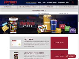 Harkins Theatres shopping