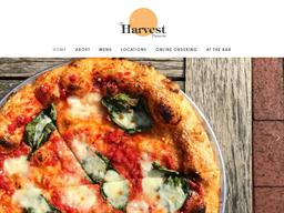 Harvest Pizzeria shopping