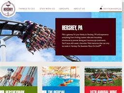 Hershey Entertainment & Resorts shopping