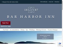 Bar Harbor Inn shopping