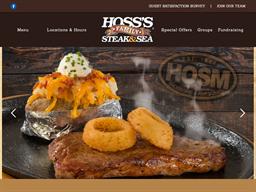Hoss's Family Steak & Sea shopping