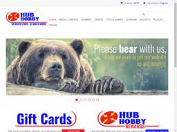 Hub Hobby shopping