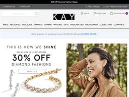Kay Jewelers shopping