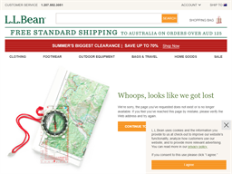 L.L.Bean gift card purchase