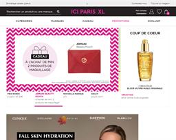 ICI Paris XL shopping