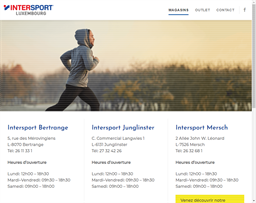 Intersport shopping