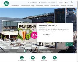 DEZ-Einkaufszentren shopping