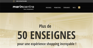 marin centre shopping