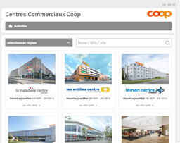 coop shopping