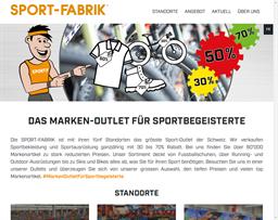 Sport Fabrik shopping