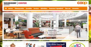 Wankdorf Center shopping